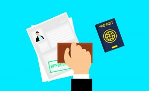 Visa is goedgekeurd
